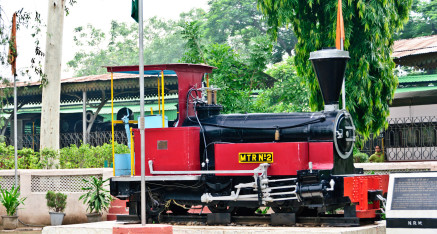 Memory Lane–Visit to National Rail Museum Delhi